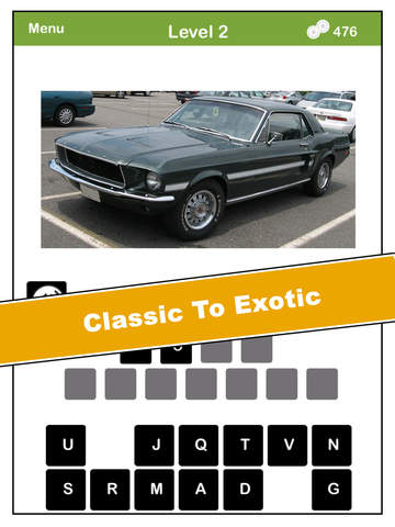 What's The Car? From classic automobiles to the best exotic super cars today, they're all here. Free screenshot 7