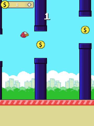 Flappy Anti Hero Go: gravity flip screenshot 6