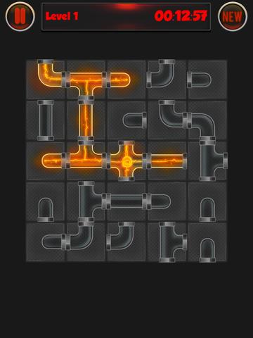 Electro Puzzle - Brain Game screenshot 8