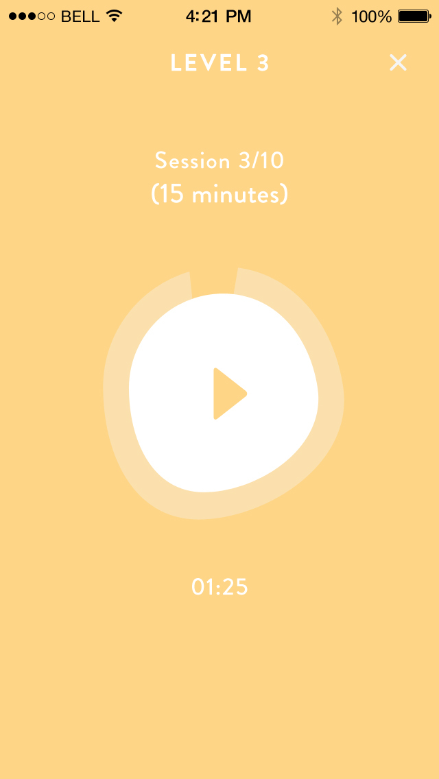 Headspace: Meditation & Sleep screenshot 1