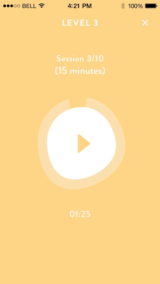 Headspace: Meditation & Sleep screenshot #1