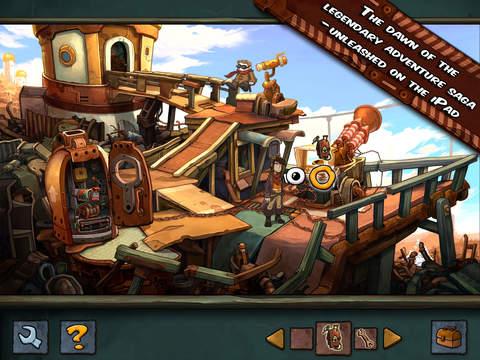 Deponia screenshot 3