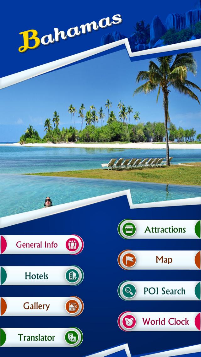 Bahamas Offline Tourism Guide screenshot 2