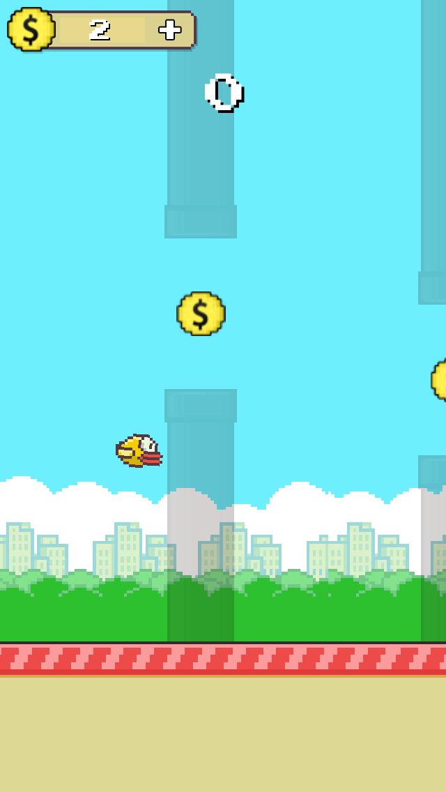 Flappy Anti Hero Go: gravity flip screenshot 5