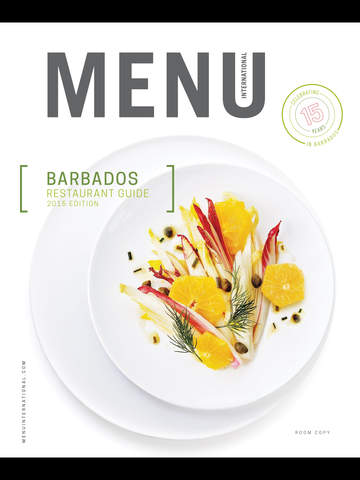 Menu International - Restaurant Guide - Barbados screenshot 6