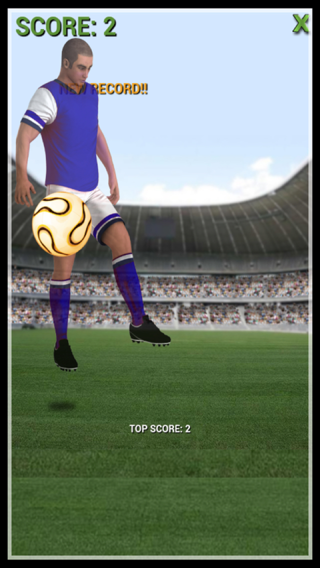 Real Soccer Training 2015 Pro screenshot 1