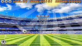 Soccer Basketball FREE screenshot 2