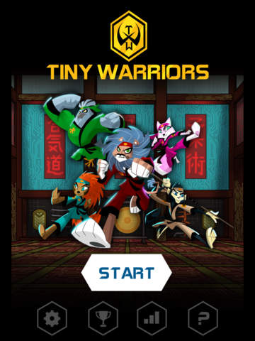 Tiny Warriors: Power Up screenshot 10