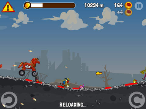 Zombie Road Trip screenshot 10