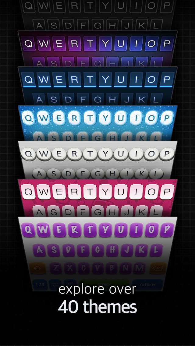 KeyThemes - Themed Keyboards screenshot 3