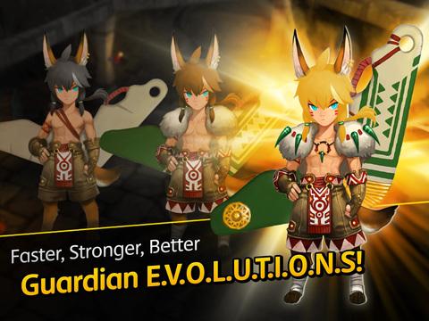 Guardian Hunter - Super brawl RPG screenshot 8