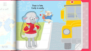 Fuzz and Curly - The Learning Company Little Books screenshot 2