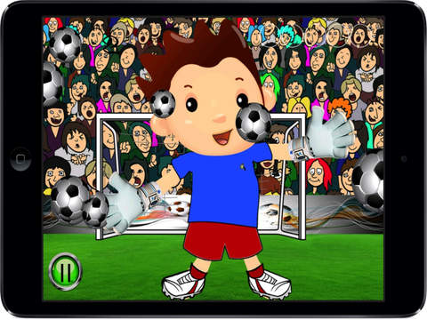 Flick Football : Score Infinite Slide screenshot 8