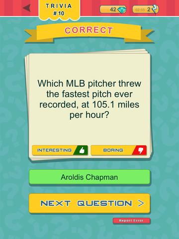 Trivia Quest™ Sports - trivia questions screenshot 10