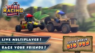 Mini Racing Adventures screenshot 1