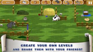 Hay Ewe - A sheep's farm puzzle adventure screenshot 3