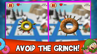 Christmas Elf Donut Defense screenshot 2