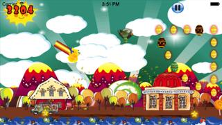 Advance Chicken Jump : Legends Of Leak Super Bird screenshot 4
