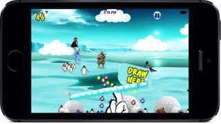 Cookie Penguin Pro screenshot 2