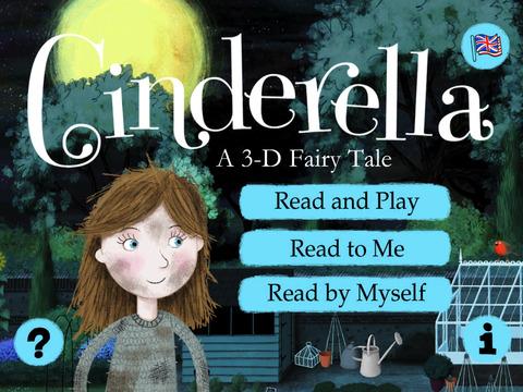 Cinderella by Nosy Crow screenshot 6