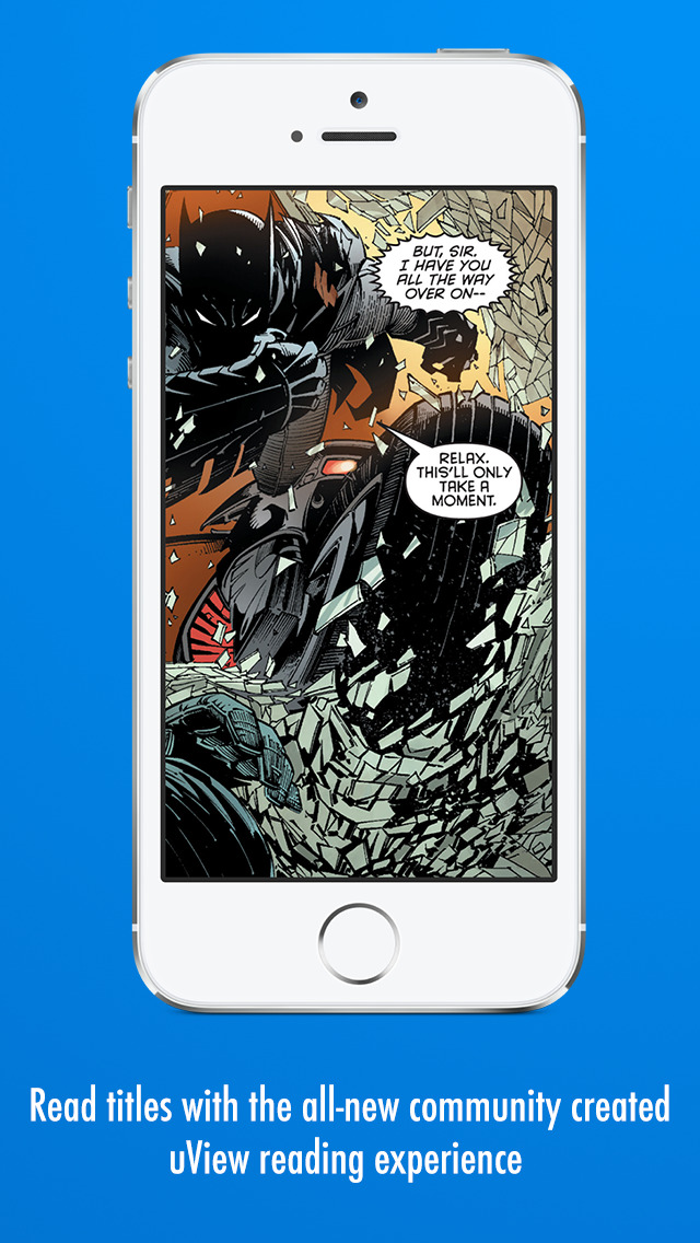 Comics Plus screenshot 4