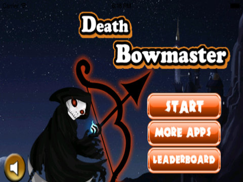 Death Bowmaster PRO- archery shooting game screenshot 6