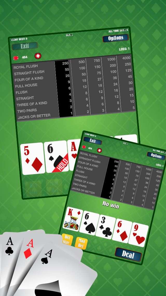 A Poker City Pro-Play Casino Games screenshot 2