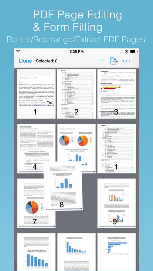 PDF Reader Premium – Scan, Sign, and Take Notes screenshot 4