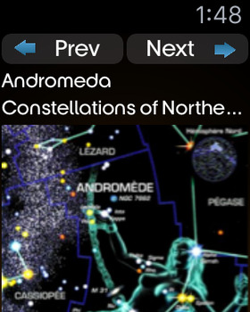 Constellations Encyclopedia screenshot 14
