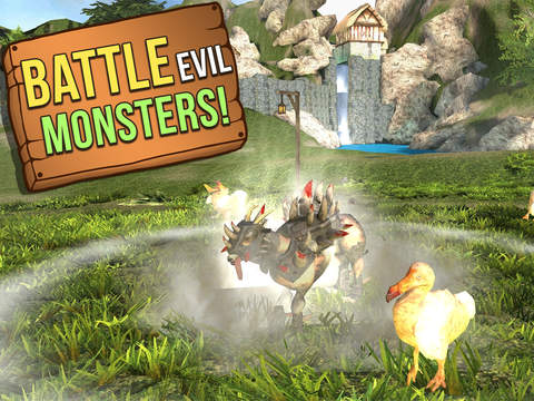Goat Simulator MMO Simulator screenshot 6