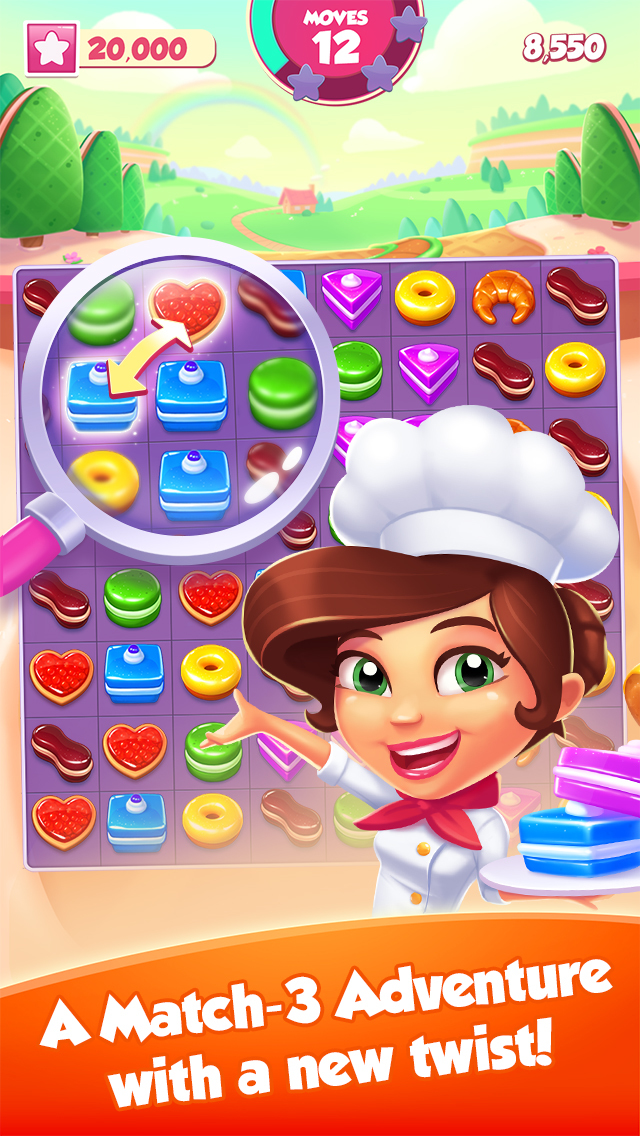 Pastry Paradise screenshot 1
