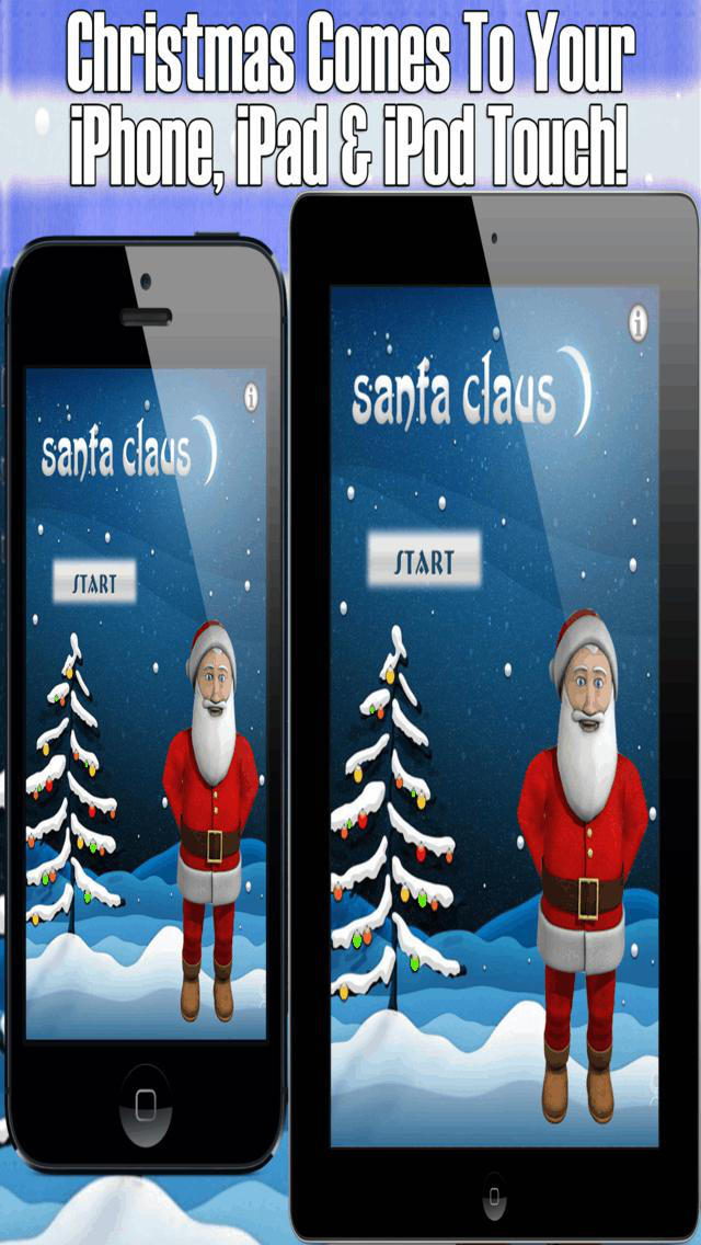 Talking Father Christmas screenshot 2