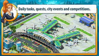 Megapolis: Big Town Tycoon Sim screenshot 1