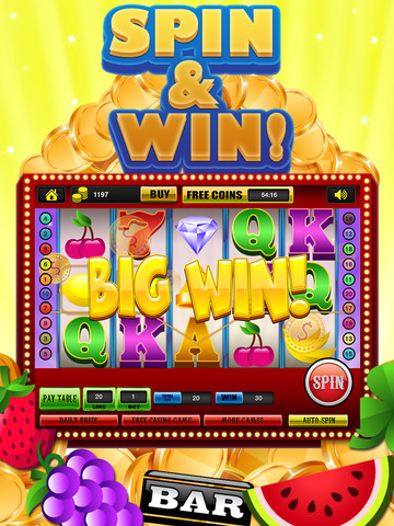 Ace Classic Slots Casino - Gold Jackpot Way Slot Machine Games Free screenshot 6