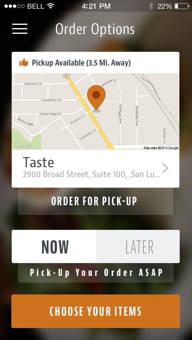 Taste Eatery screenshot 2