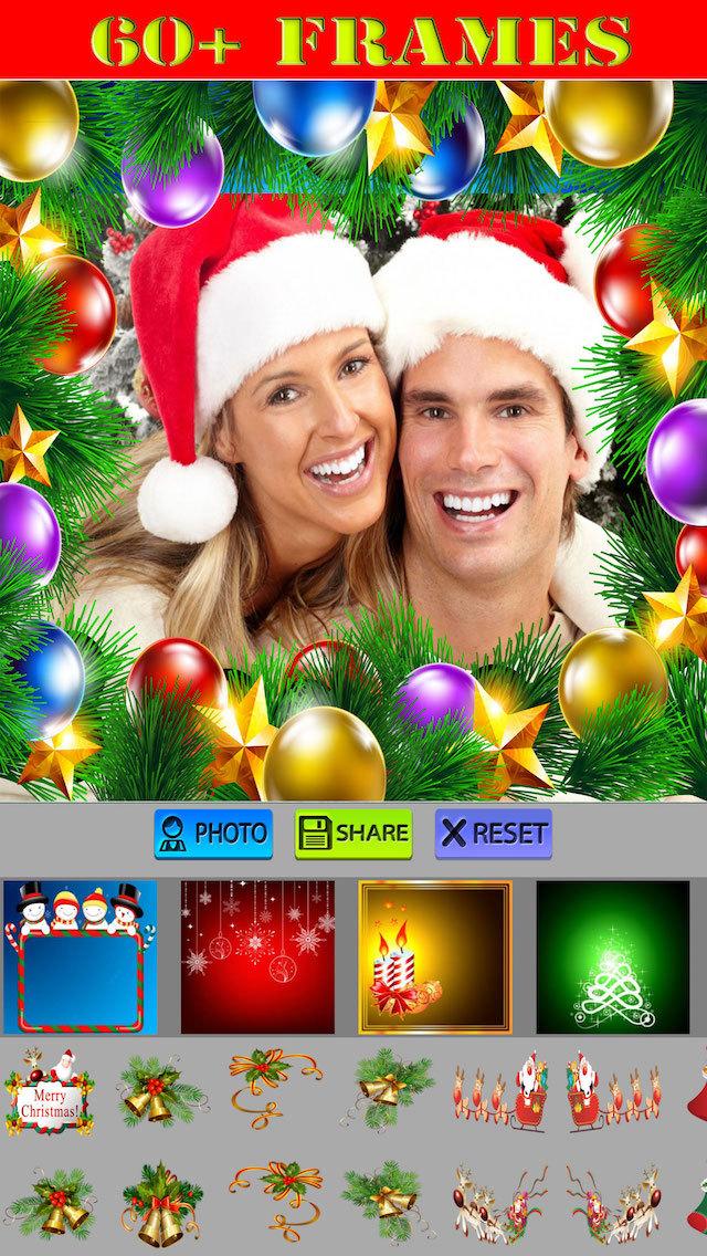 Merry Christmas Frames HD screenshot 1