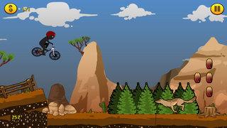 A BMX Stickman Racer - eXtreme Stunts & Tricks Racing Edition screenshot 1