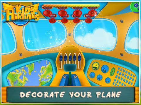 Kids Airline screenshot 5