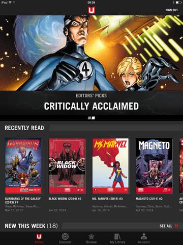 Marvel Unlimited screenshot 6