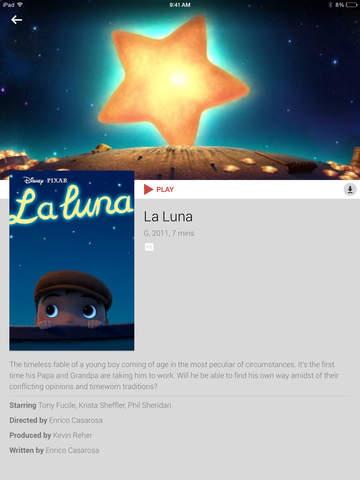 Google Play Movies & TV screenshot #5