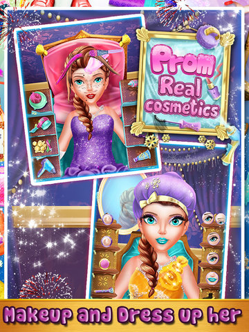 Prom Real Cosmetics screenshot 4