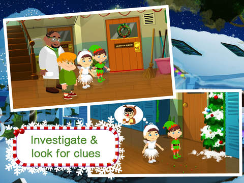 Zac and Zoey - The Missing Reindeer screenshot 10