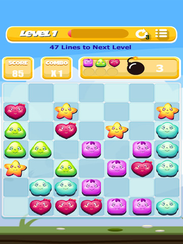 Yummy Swap - Match 4 Puzzle Game screenshot 6