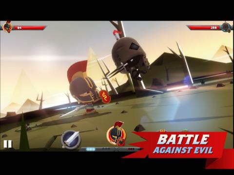 World of Warriors screenshot 9