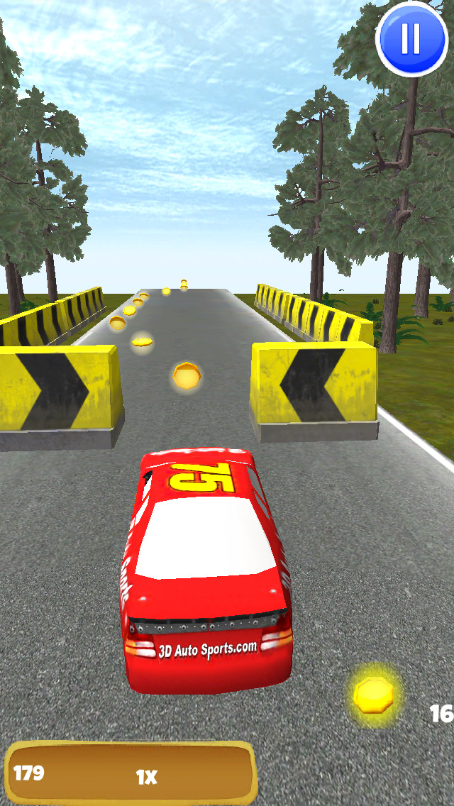 A Stock Car Speedway: 3D Speed Racing Game - FREE Edition screenshot 3