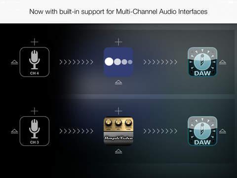 Audiobus screenshot 10