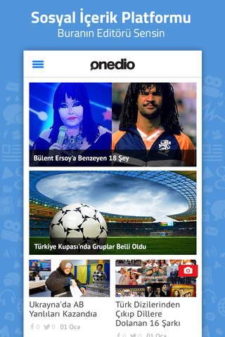 Onedio - Sosyal İçerik Platformu - náhled