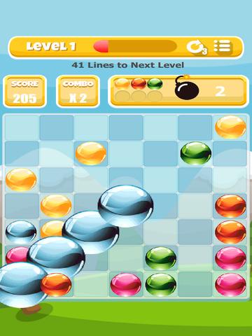 A Bubble Pop Match-4 Game screenshot 10