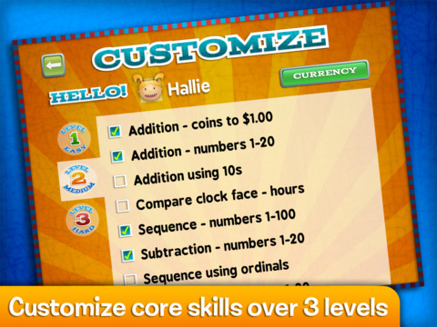 Marble Math Junior screenshot 8