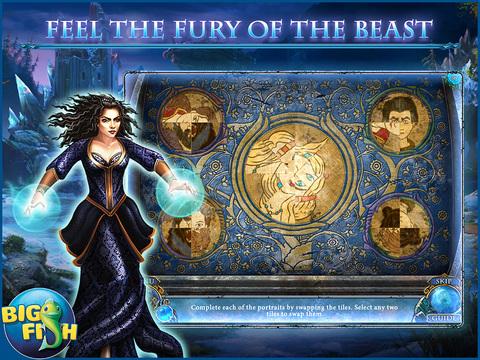 Living Legends: Wrath of the Beast HD - A Magical Hidden Object Adventure (Full) screenshot 3